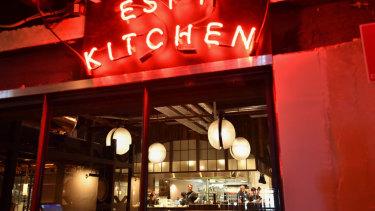 The rejuvenated Espy Kitchen has a casual restaurant.