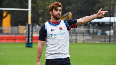 Detour: Kellaway doesn't want to be controversial, but his decision to play in New Zealand speaks volumes about the Australian pathway system.