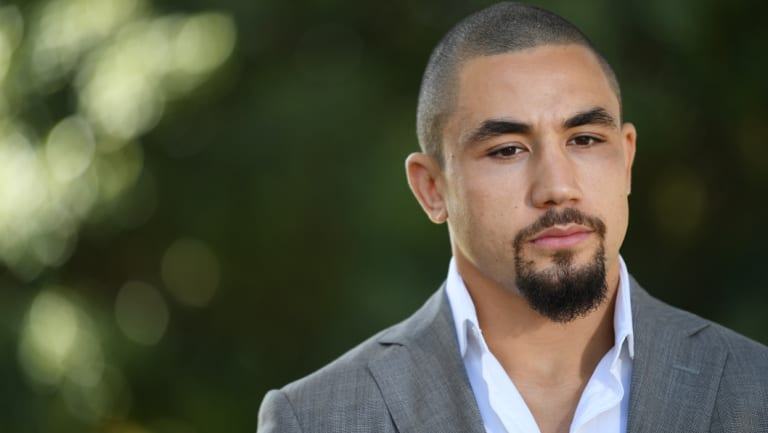 Waiting game: Robert Whittaker's UFC belt won't be on the line in Chicago.