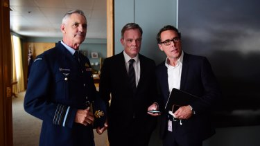 Andrew McFarlane, Joel Tobeck and Marcus Graham join the cast for season 2.