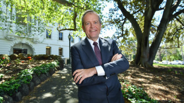 Labor leader Bill Shorten is hoping his home state of Victoria delivers him the keys to The Lodge.