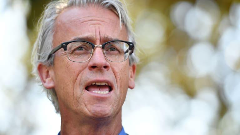 FFA boss David Gallop was pleasantly surprised with volume and quality of A-League bids.