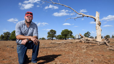 Dubbo farmer Tim Carr has welcomed a new Beyond Blue initiative in his drought-stricken community.