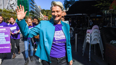 Kerryn Phelps will challenge the Liberals hold on Wentworth at the October 20 by-election.