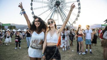 Festival dressing has become all about nailing that 'Instagram moment'.