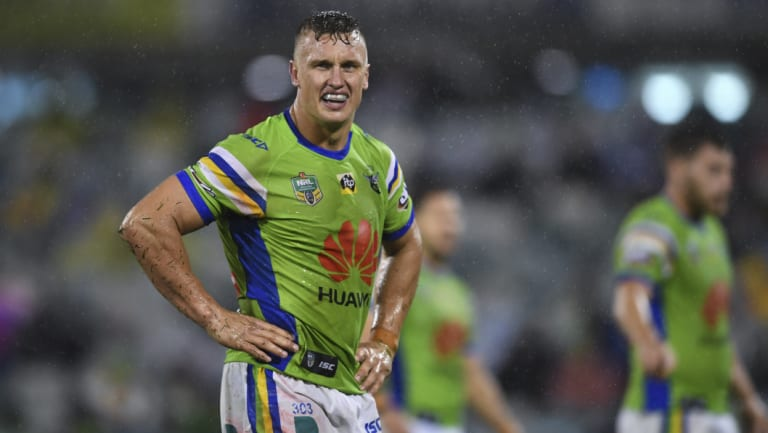 Jack Wighton was back in court on Friday.