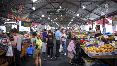 The $250-million redevelopment plan for the Queen Victoria Market has been put on ice.