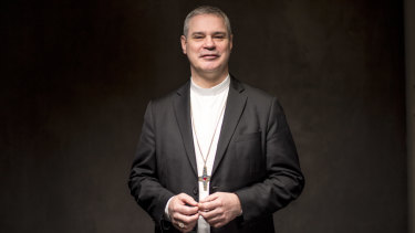 Archbishop of Melbourne Peter Comensoli.