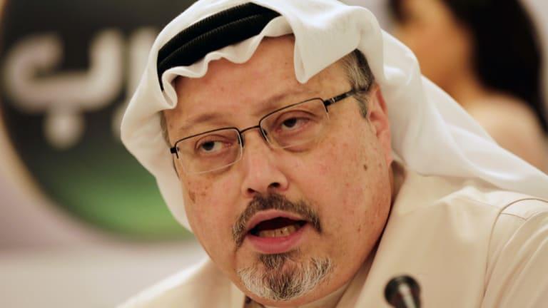 Saudi journalist Jamal Khashoggi was last seen on October 2.