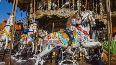 The Royal Easter Show's festivities will close on April 23.