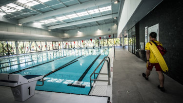 The huge precinct will also house a swimming pool run by Club Lime.