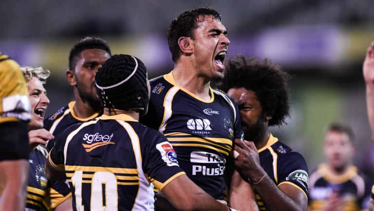 Rory Arnold played 14 games this year and had his best Super Rugby season.