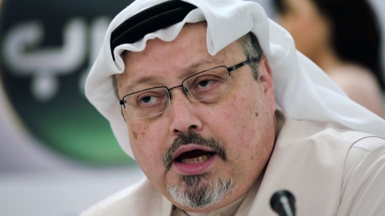 Journalist Jamal Khashoggi's last column for the Washington Post is below.