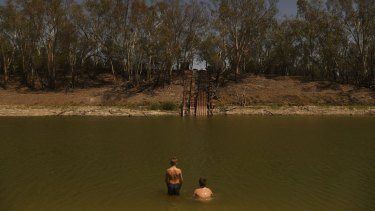The health of the Barwon Darling river system drove Aboriginal voters to independents and the Shooters.