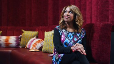 Dreamgirls star Jennifer Holliday is the headline act in the Sydney Cabaret Festival.