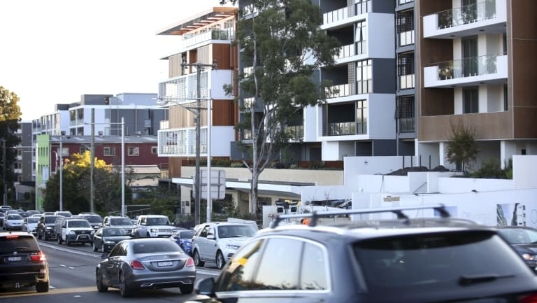 Overdevelopment has emerged as a key election issue in Ryde.