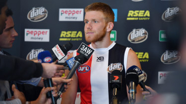 Questions: When will Dan Hannebery make his St Kilda debut?