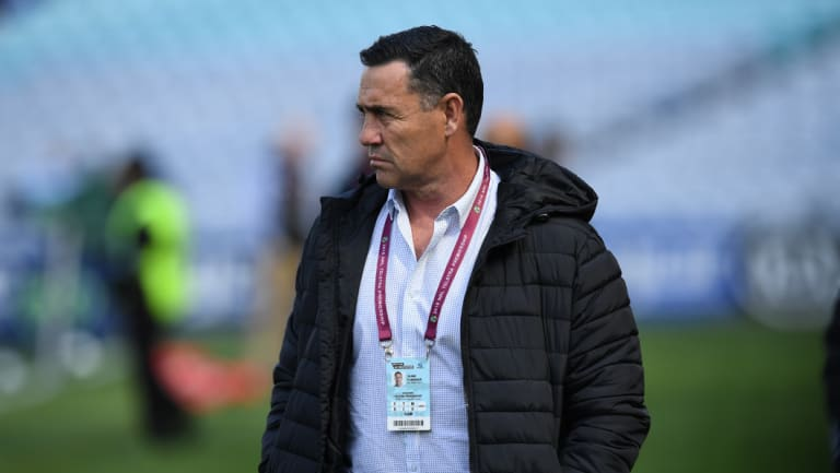 Departure lounge: Shane Flanagan has decided to sever all ties with the Sharks.