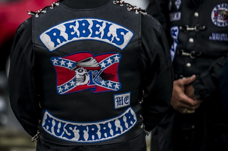 There are chapters of four motorcycle gangs in Canberra, which has led to conflict across the city.