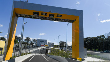 NorthConnex is Sydney's latest toll road.