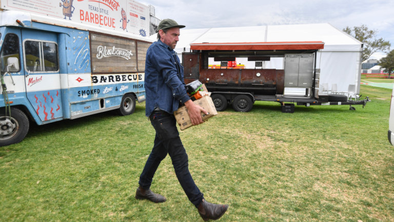 'Devastating': Australian food truck owners count the cost after grand prix cancelled