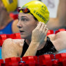 Campbell's golden Games came after seeking help for 'paralysing' depression