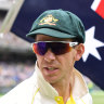 Paine puts the polite in sledging as Aussies turn PC