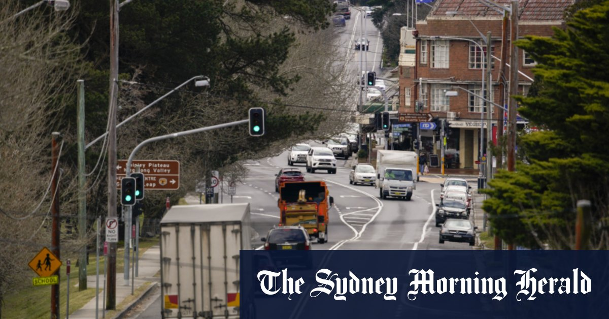 NSW's roads to get $3b federal budget spend – Sydney Morning Herald