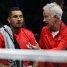John McEnroe: 'I'm worried about Nick Kyrgios'