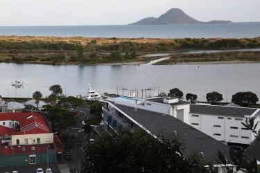 For Whakatane, White Island touring supports the local economy.