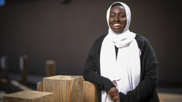 Malaz Mohamed-Bakhit is set to become the first person in her family to attend university, after achieving a 97.35 ATAR.