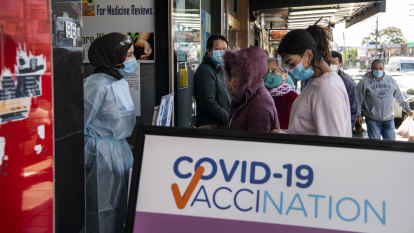 Emergency vaccination teams, larger Pfizer deliveries key to vaccinating young people sooner