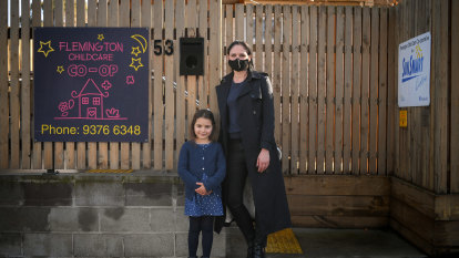 Families 'on the edge' over childcare as countdown to lockdown begins