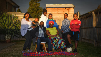 Where is Eimable? A family's agonising wait