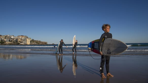 'It's an absolute joke': Plan to ban all surfers from North Bondi