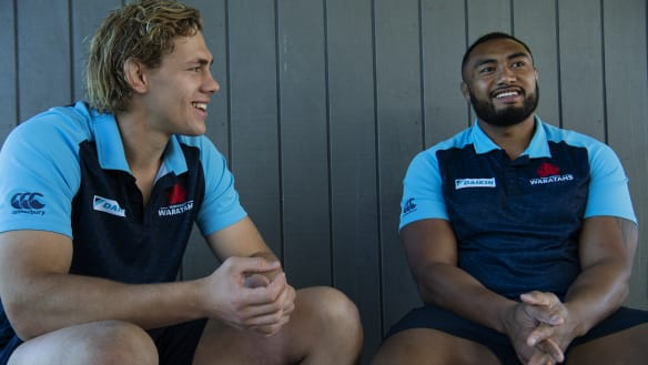 Kepu urges Waratahs youngsters to seize the moment