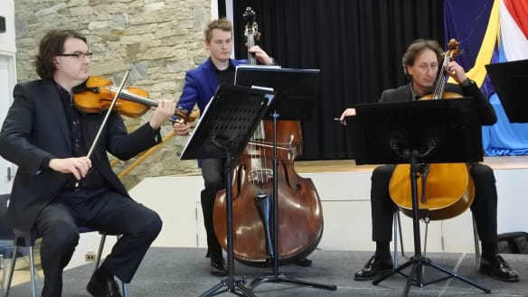 Canberra Symphony Orchestra brings classical music to schools