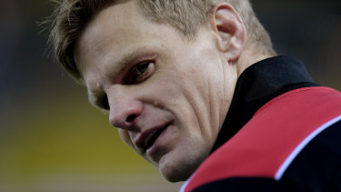 Nick Riewoldt was born in Hobart.