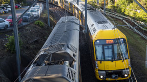 Sydney Trains.
