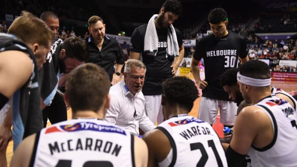 Melbourne look for NZ reset ahead of Breakers clash