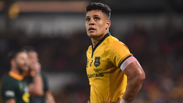 Beale: Toomua return creates healthy playmaking competition for spots