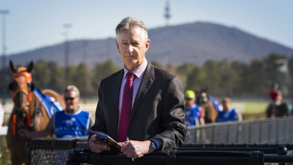 Canberra Racing development looks to ride on back of light rail