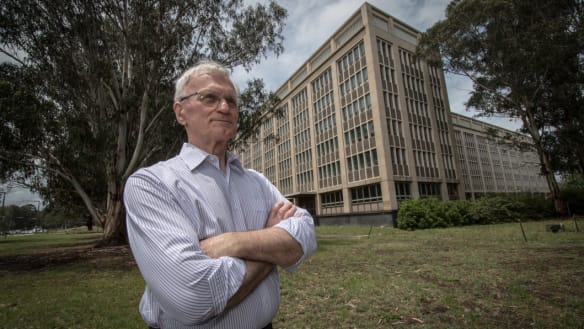 Plans for Anzac Parade's derelict office building to be demolished for housing complex