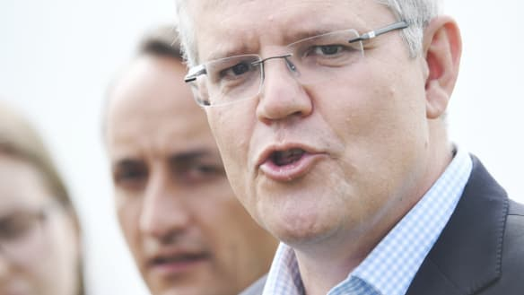 Morrison makes last-ditch pledge to voters in Wentworth