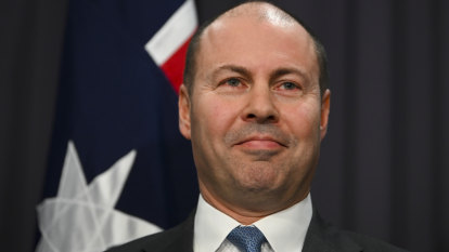 Frydenberg signals reforms amid 'mega-trends' of rising debt, ageing population