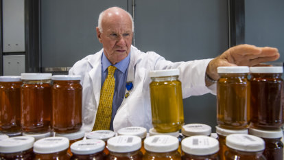 'Bloody good': Royal Easter Show honey competition tickles taste buds
