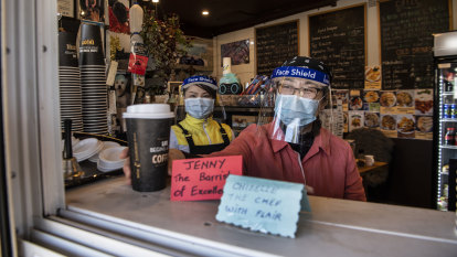 'Not all doom and gloom': Businesses better prepared for lockdown life
