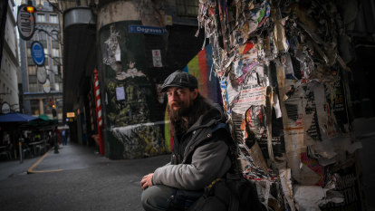 Homeless people stuck in 'unsuitable, sometimes dangerous' accommodation