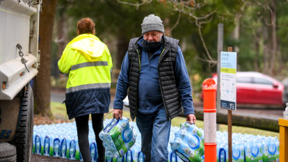 Do not drink: Water warning for storm-hit suburbs in Melbourne's east