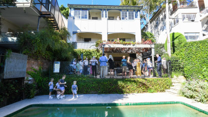 Woollahra house sells for $1.5 million above reserve on Super Saturday